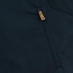 Мужская куртка ветровка Fjallraven Sten Dark Navy фото- 5