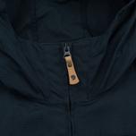 Мужская куртка ветровка Fjallraven Sten Dark Navy фото- 6