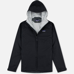 Patagonia Torrentshell Men's Windbreaker Black photo- 0