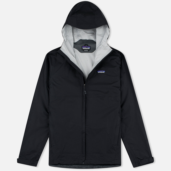 Patagonia Torrentshell Men's Windbreaker Black