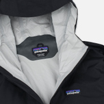 Мужская куртка ветровка Patagonia Torrentshell Black фото- 2