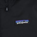 Мужская куртка ветровка Patagonia Torrentshell Black фото- 5