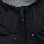 Мужская куртка ветровка Patagonia Torrentshell Black фото- 3