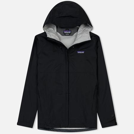 Мужская куртка ветровка Patagonia Torrentshell Black