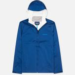 Мужская куртка ветровка Patagonia Torrentshell Channel Blue фото- 0