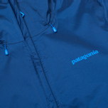 Мужская куртка ветровка Patagonia Torrentshell Channel Blue фото- 4