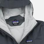 Мужская куртка ветровка Patagonia Torrentshell Forge Grey фото- 2