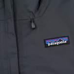 Мужская куртка ветровка Patagonia Torrentshell Forge Grey фото- 5