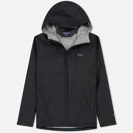 Мужская куртка ветровка Patagonia Torrentshell Forge Grey