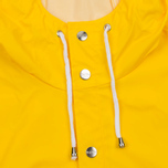 Мужская куртка дождевик Rains Long Jacket Yellow фото- 3