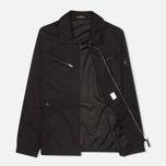 Мужская куртка ветровка Stone Island Shadow Project Blouson Black фото- 1