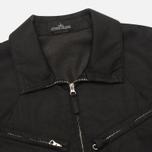 Мужская куртка ветровка Stone Island Shadow Project Blouson Black фото- 2