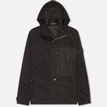 Мужская куртка ветровка Stone Island Shadow Project Raso-R Black фото- 0