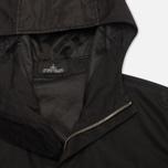 Мужская куртка ветровка Stone Island Shadow Project Raso-R Black фото- 3