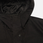 Мужская куртка ветровка Stone Island Shadow Project Raso-R Black фото- 2