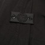 Мужская куртка ветровка Stone Island Shadow Project Raso-R Black фото- 4