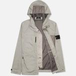 Мужская куртка ветровка Stone Island Shadow Project Raso-R Grey фото- 1