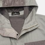 Мужская куртка ветровка Stone Island Shadow Project Raso-R Grey фото- 2