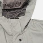 Мужская куртка ветровка Stone Island Shadow Project Raso-R Grey фото- 3