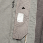 Мужская куртка ветровка Stone Island Shadow Project Raso-R Grey фото- 7