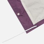 Мужская куртка ветровка Stussy Player Coaches Purple фото- 5