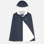 Женская куртка ветровка Patagonia Torrentshell Navy Blue фото- 1