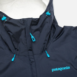 Женская куртка ветровка Patagonia Torrentshell Navy Blue фото- 3