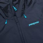 Женская куртка ветровка Patagonia Torrentshell Navy Blue фото- 4