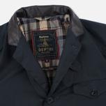 Мужская вощеная куртка Barbour Dept. (B) Beacon Sports Navy фото- 2