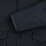 Мужская вощеная куртка Barbour Dept. (B) Beacon Sports Navy фото- 6