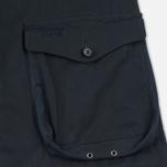 Мужская вощеная куртка Barbour Dept. (B) Beacon Sports Navy фото- 5