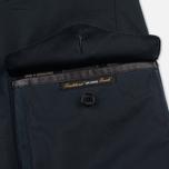 Мужская вощеная куртка Barbour Dept. (B) Beacon Sports Navy фото- 4