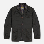 Barbour Dept. (B) Beacon Sports Men's Waxed Jacket Olive photo- 0