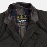 Barbour Dept. (B) Beacon Sports Men's Waxed Jacket Olive photo- 1