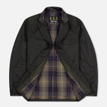 Barbour Dept. (B) Beacon Sports Men's Waxed Jacket Olive photo- 2