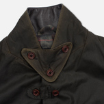 Barbour Dept. (B) Beacon Sports Men's Waxed Jacket Olive photo- 4