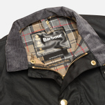 Мужская вощеная куртка Barbour International Original Waxed Black фото- 2