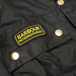 Мужская вощеная куртка Barbour International Original Waxed Black фото- 4