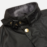 Мужская вощеная куртка Barbour International Original Waxed Black фото- 3