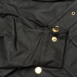 Мужская вощеная куртка Barbour International Original Waxed Black фото- 6