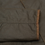 Мужская вощеная куртка Barbour Kempt Wax Olive фото- 6