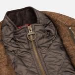 Мужская вощеная куртка Barbour Kempt Wax Olive фото- 4