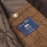 Мужская вощеная куртка Barbour Kempt Wax Olive фото- 7
