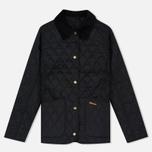 Женская стеганая куртка Barbour Annandale Black фото- 0