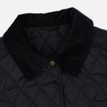 Женская стеганая куртка Barbour Annandale Black фото- 1