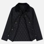 Женская стеганая куртка Barbour Annandale Black фото- 2