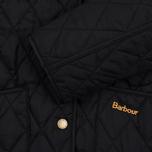 Женская стеганая куртка Barbour Annandale Black фото- 4