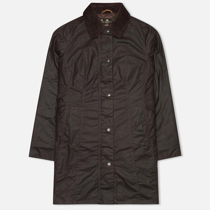 Женская вощеная куртка Barbour Belsay Rustic