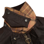 Женская вощеная куртка Barbour Belsay Rustic фото- 5