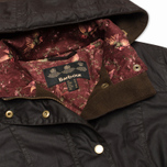 Barbour Bower Belted Women's Jacket Rustic photo- 2